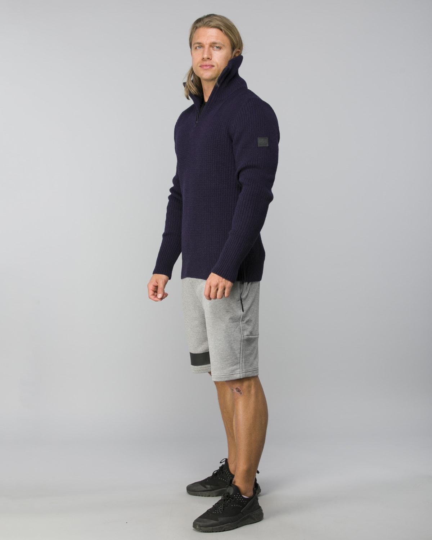 Helly-Hansen Marka-Wool-Sweater–Navy