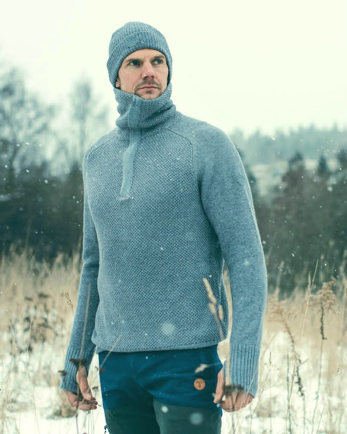 Tufte Bambull Blend Sweater and Beanie