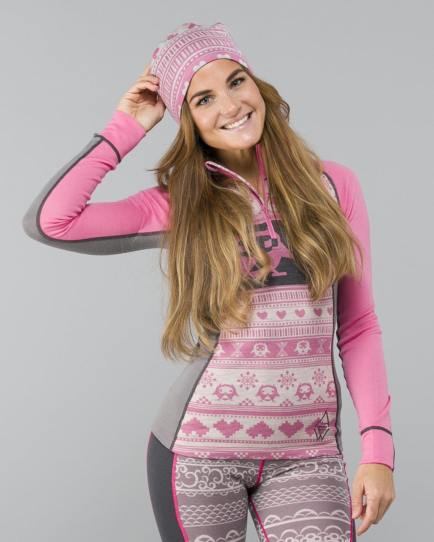 We-Are-Fit-Pink-Owl-Merino-Wool-Beanie7