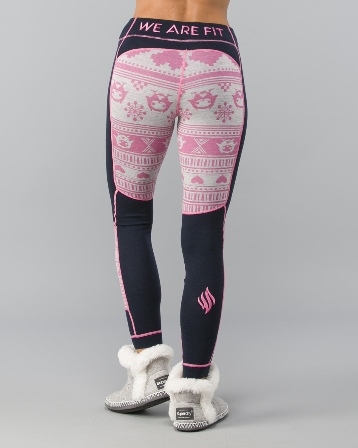 We-Are-Fit-Pink Owl-Merino-Wool Pant4