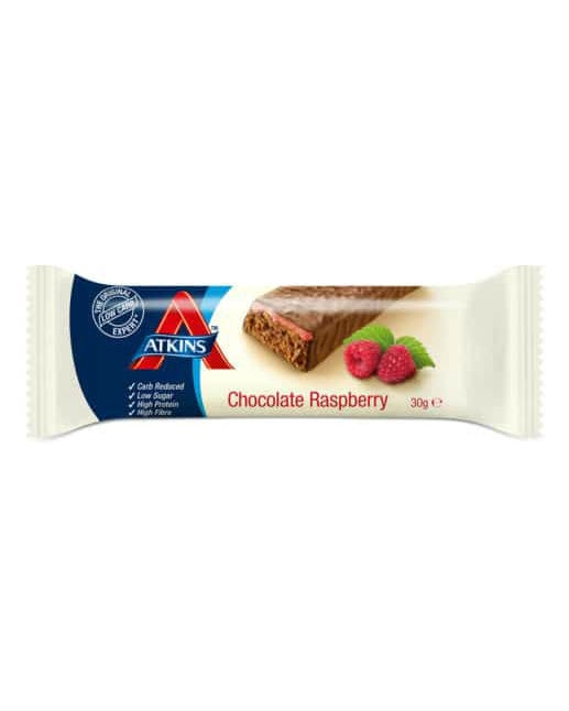 Atkins Advantage Chocolate Raspberry 30g