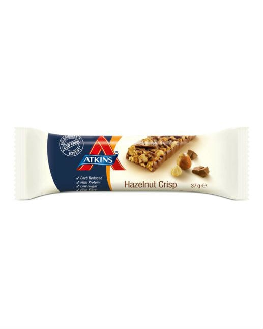 Atkins Hazelnut Crisp Bar 37g