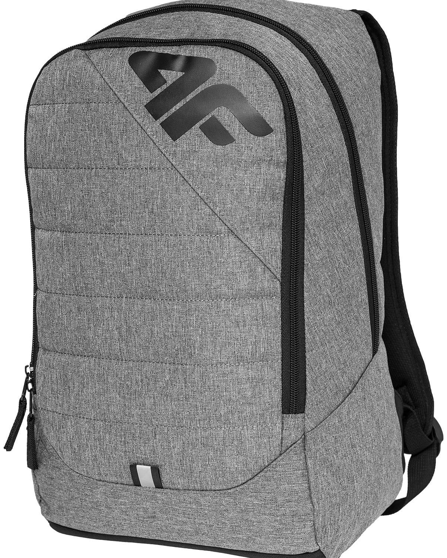 4F Backpack – Dark Grey Melange X4Z18-PCU301-DARK_GREY_MELANGE