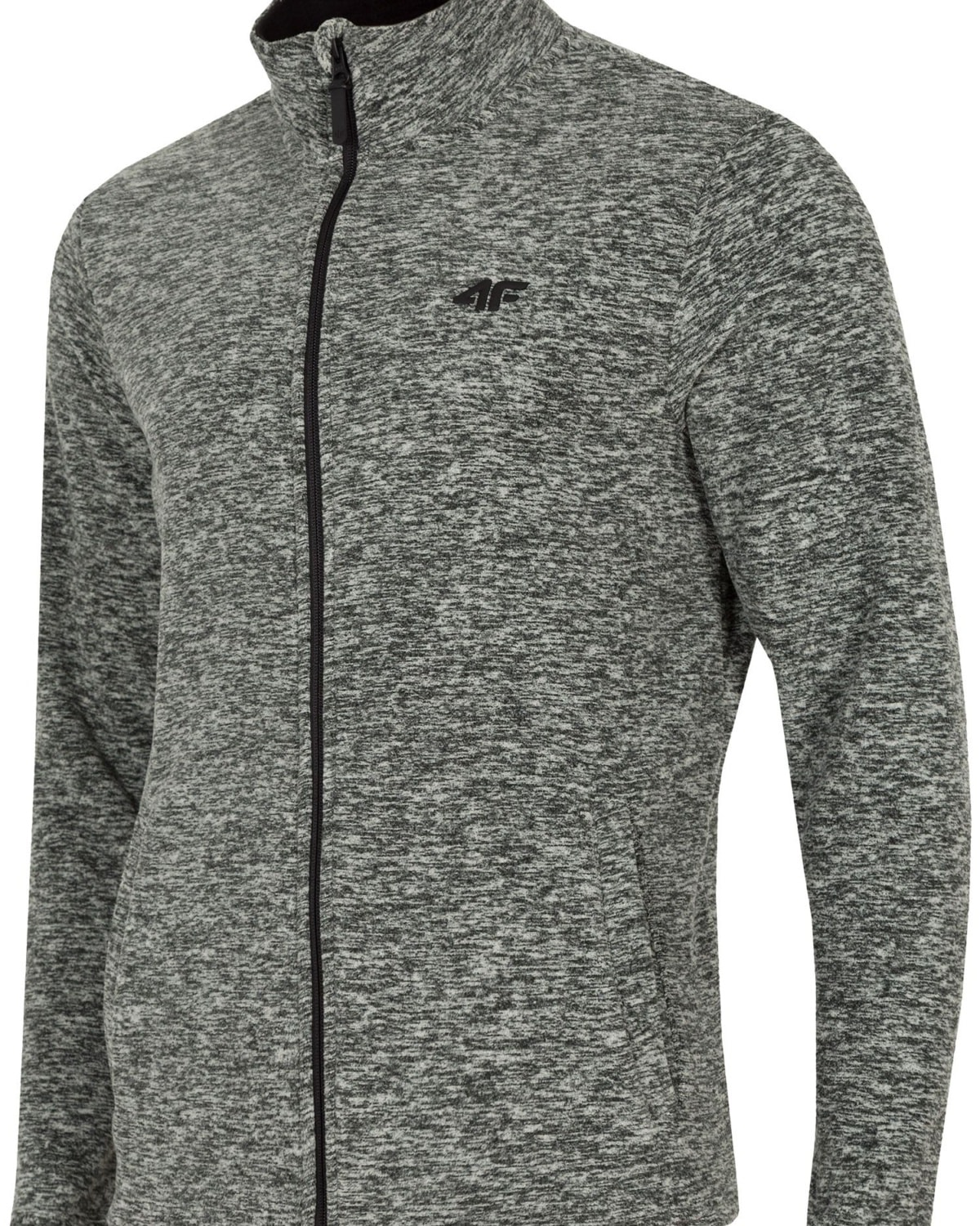 4F Fleece Men – Grey Melange D4Z18PLM300-24M c