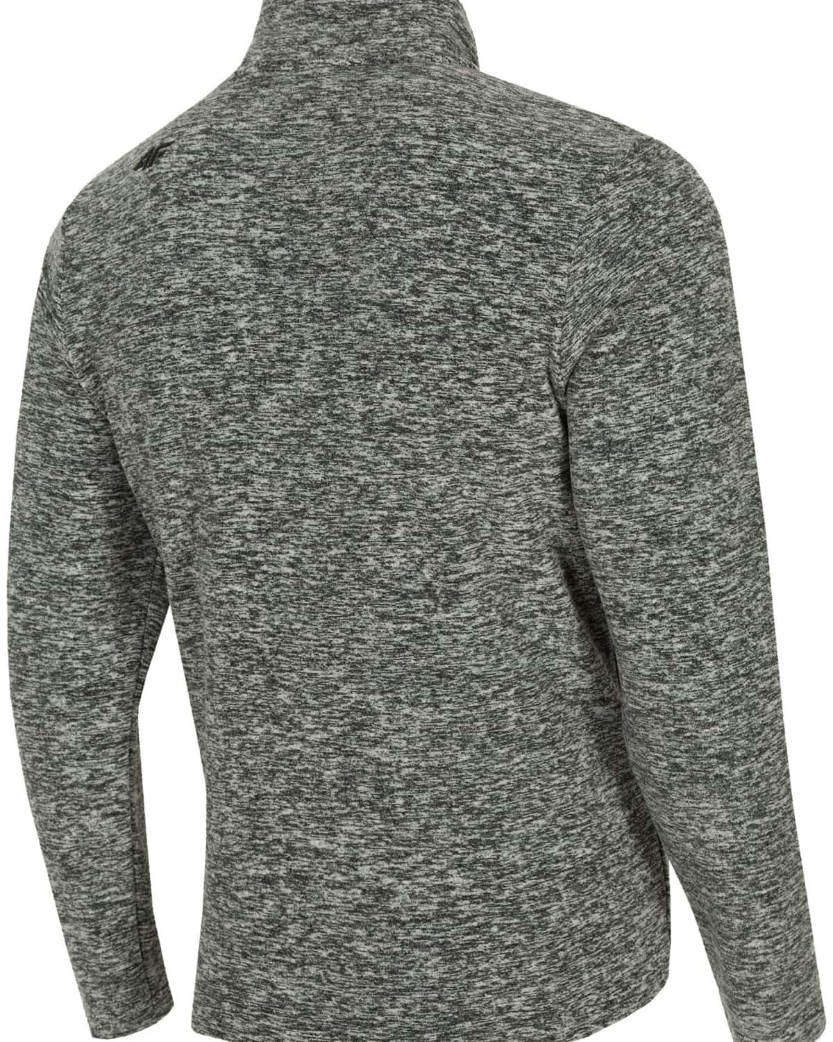 4F Fleece Men – Grey Melange D4Z18PLM300-24M d