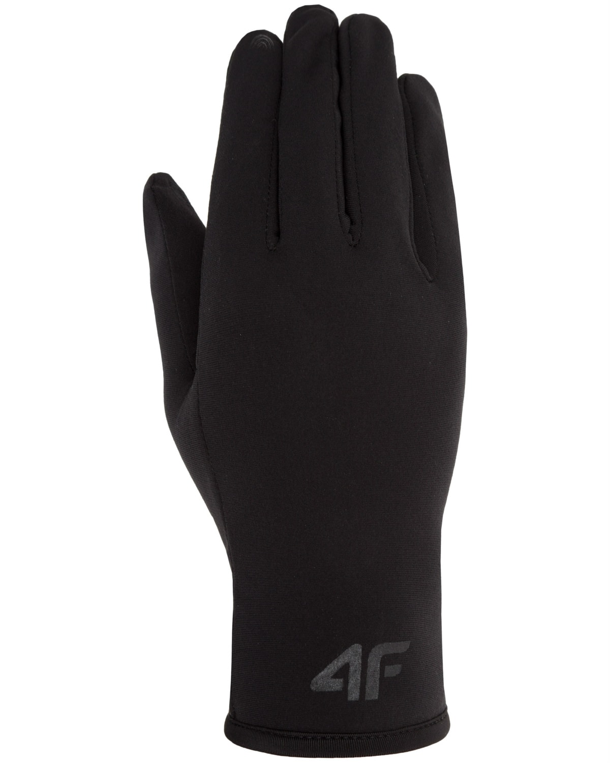 4F Gloves X4Z18-REU202-DEEP_BLACK