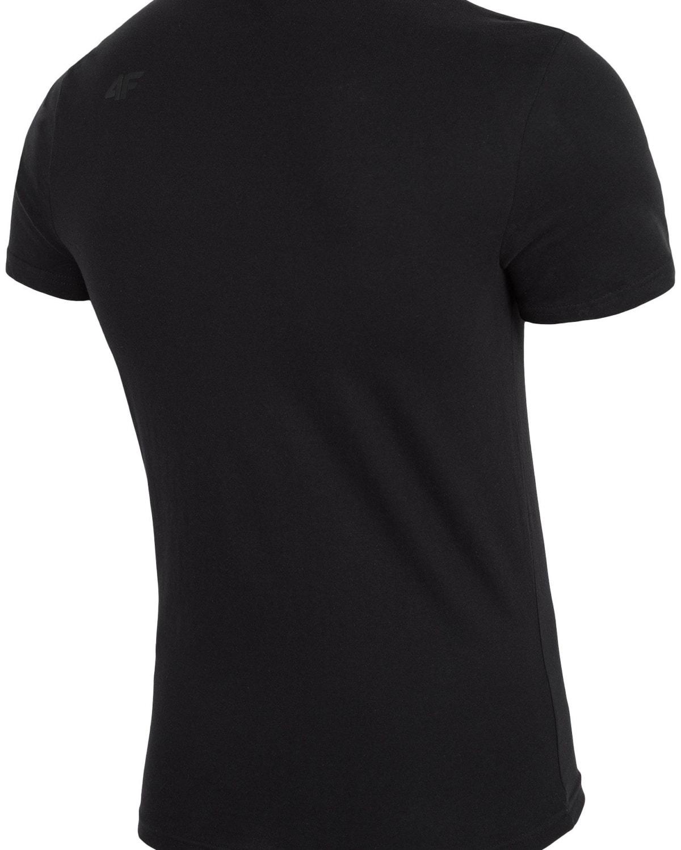 4F T-Shirt Men – Black TSM300-20S b