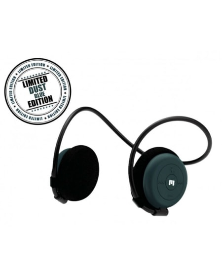 Limited Edition Trådløse Hodetelefoner Herre - Dust Blue