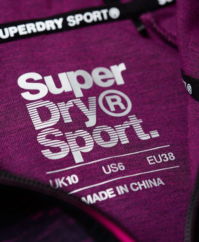 Superdry Core Gym Tech Ziphood GS30040AR-YF9 e