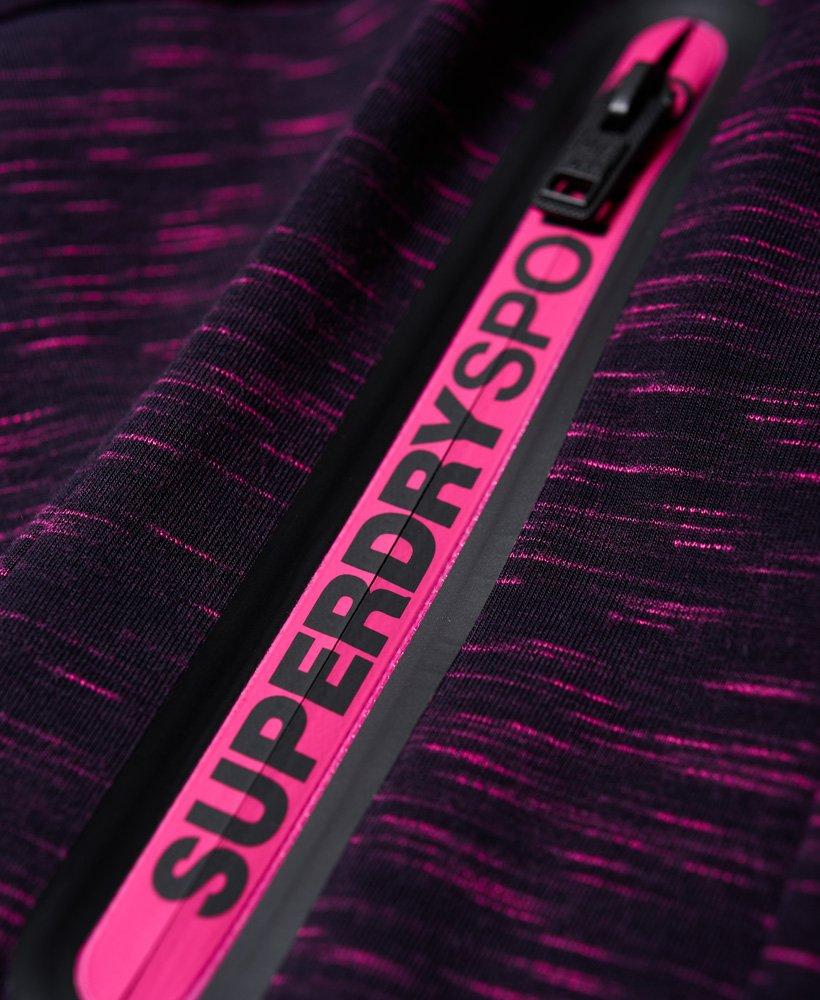 Superdry Core Gym Tech Ziphood GS30040AR-YF9 g