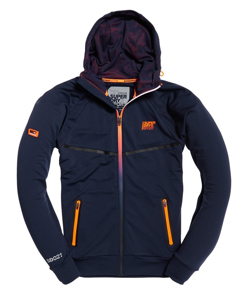 Superdry Training Ziphood MS3027AR-SWL b