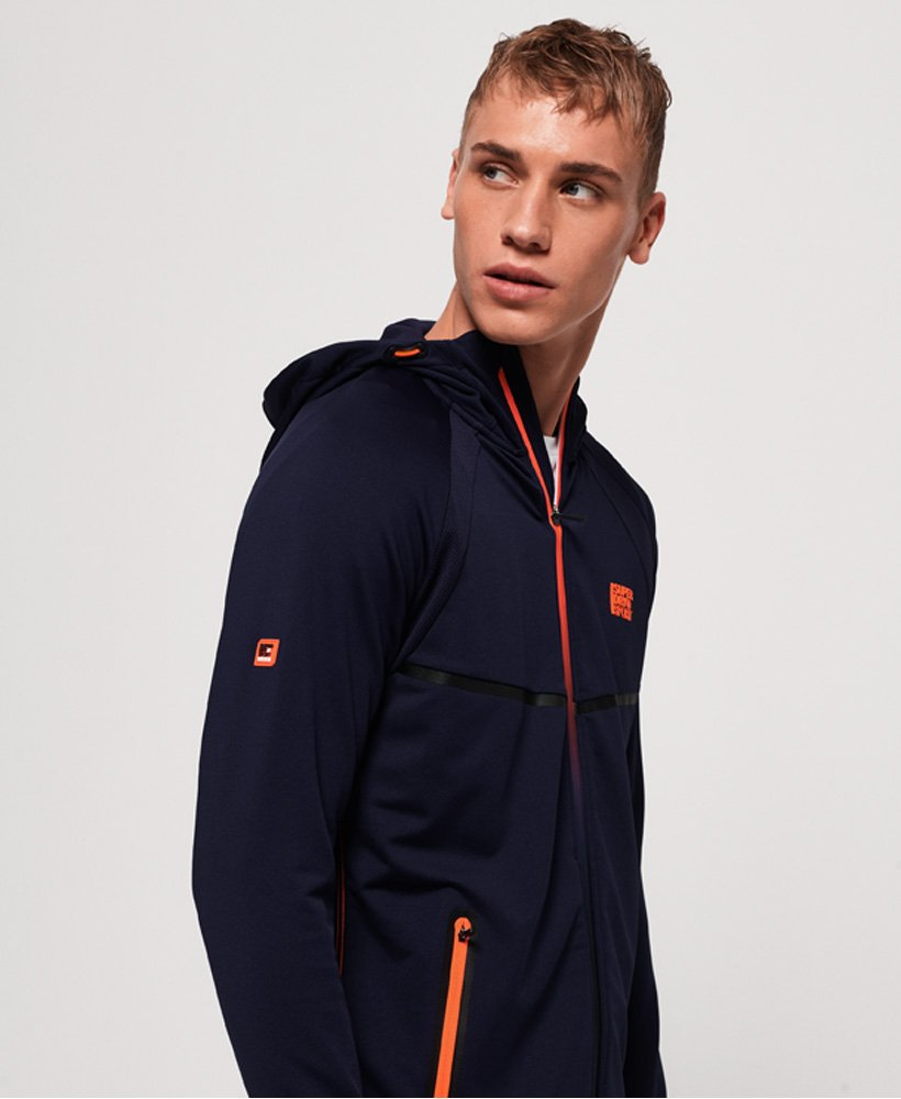 Superdry Training Ziphood MS3027AR-SWL e
