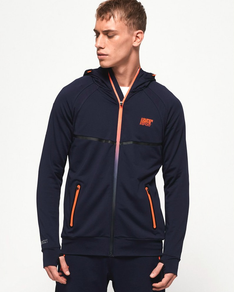Superdry Training Ziphood MS3027AR-SWL