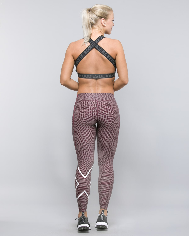 2XU-Print-Mid-Rise-Comp-Tights-W–Brick-Pink-White6