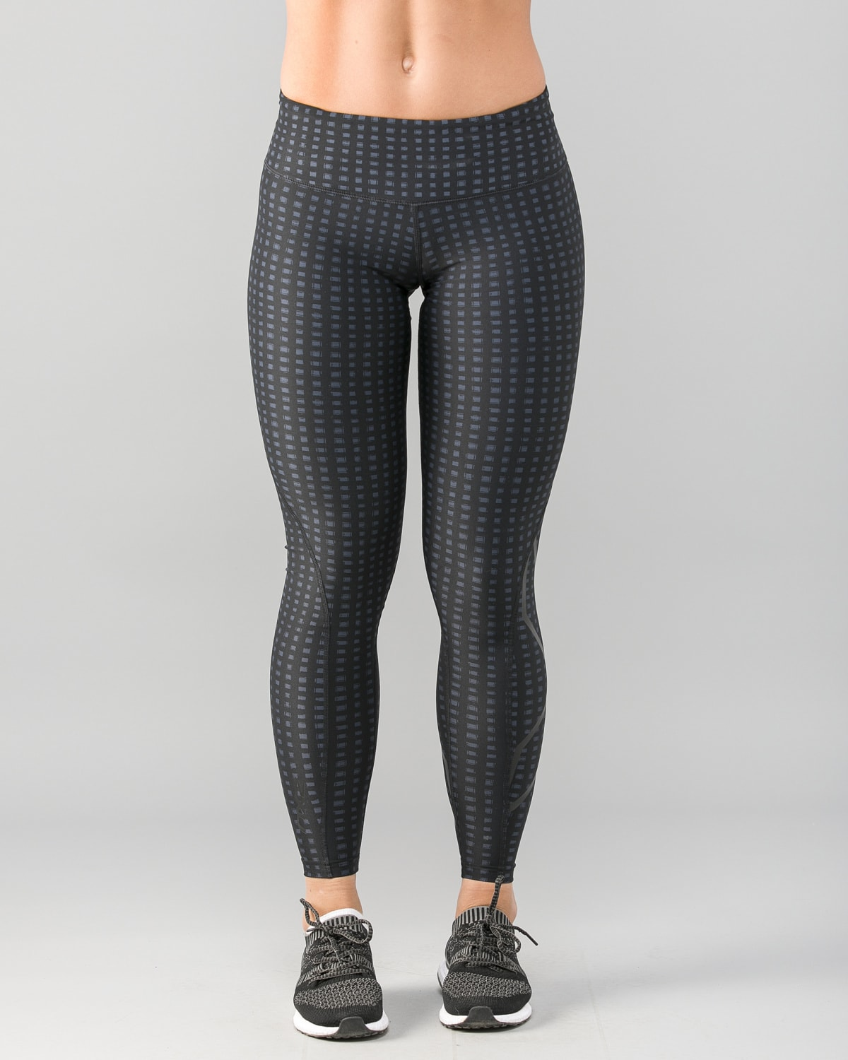 2XU-Print-Mid-Rise-Comp-Tights-W-Outer-Space-Urban-Grid-Nero
