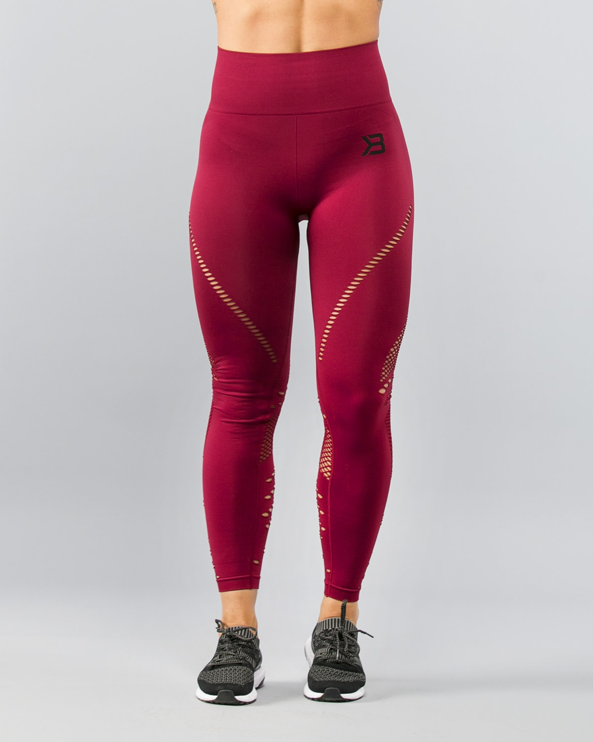 Better-Bodies-Waverly-Tights–Sangria-Red