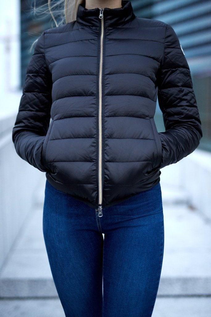 FAMME Black Caliente Jacket citj-bl b