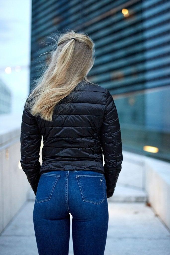 FAMME Black Caliente Jacket citj-bl d