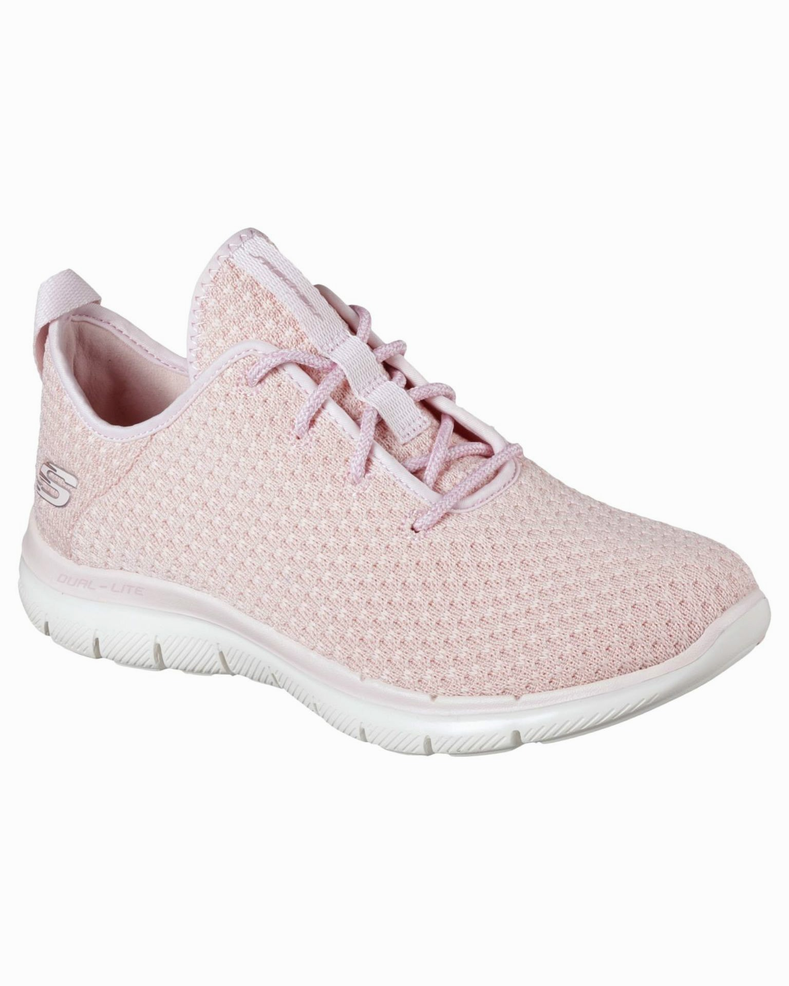 Skechers Womens Flex Appeal 2.0 Bold Move Light Pink Tights.no