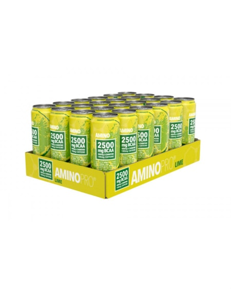 Amino Pro Lime 24x330ml