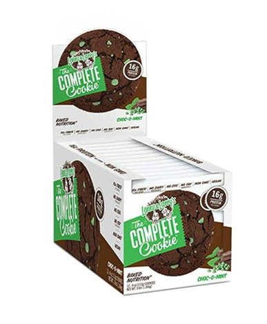 Cookie Chocolate Mint 12x113g