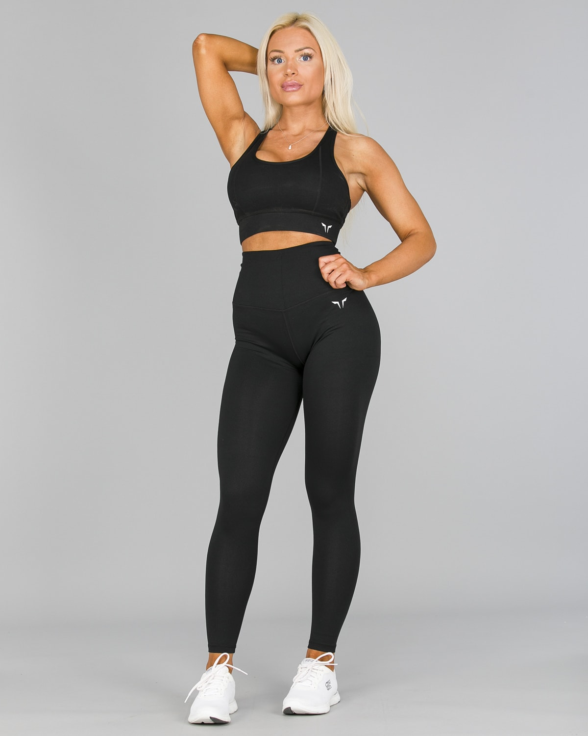 Squat Wolf – Hera Leggings – Black1