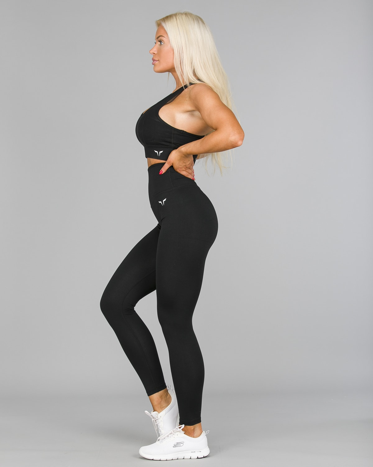 Squat Wolf – Hera Leggings – Black3