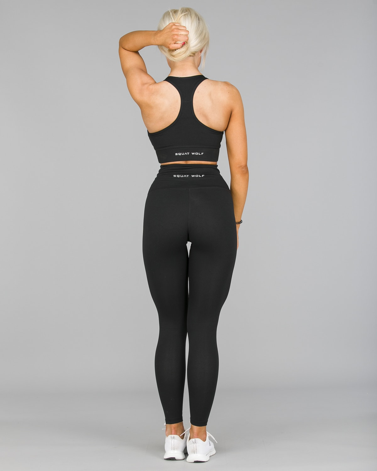 Squat Wolf – Hera Leggings – Black4