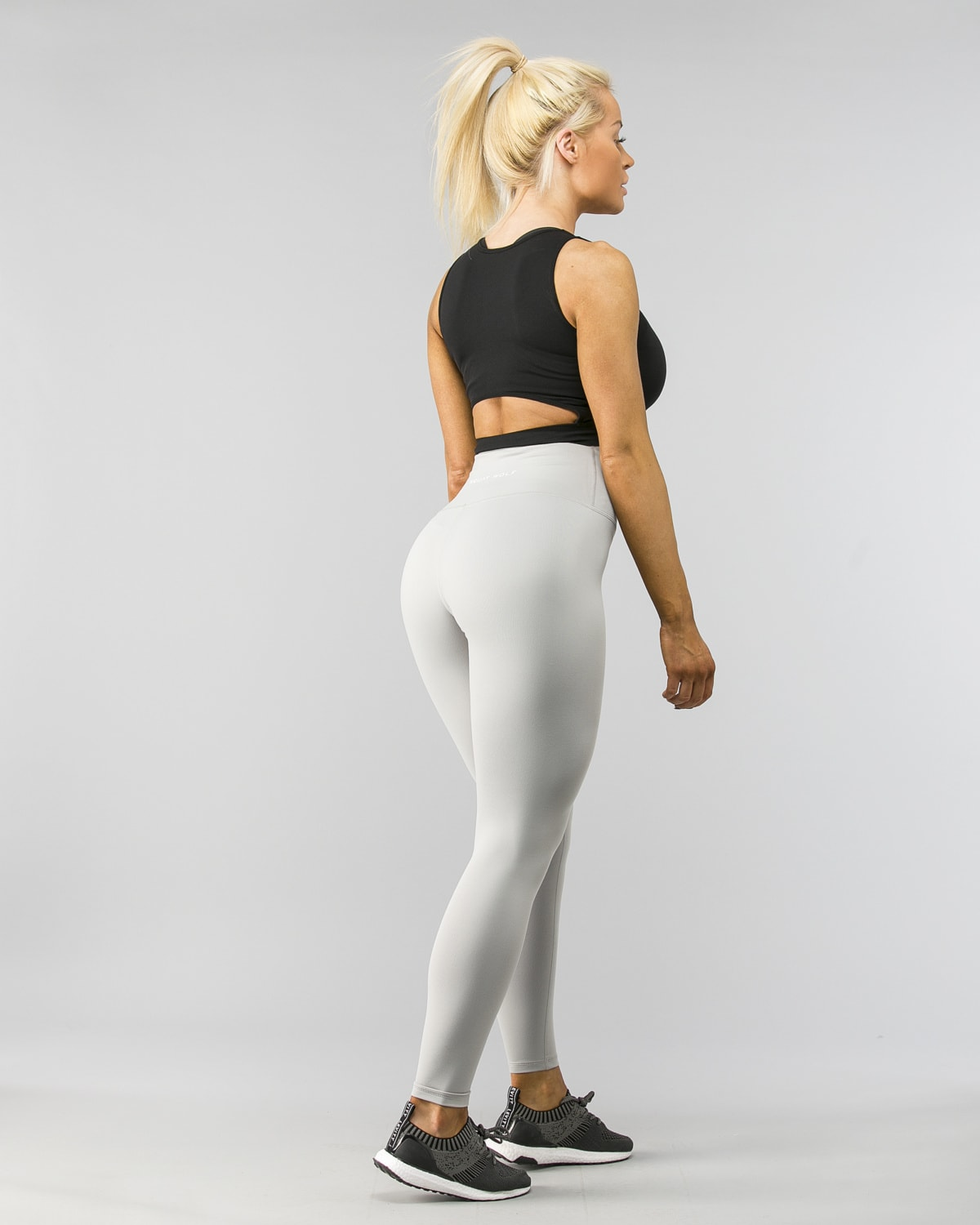 Squat Wolf Hera Leggings Grey 10