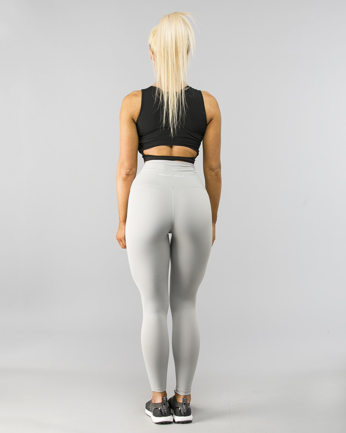 Squat Wolf Hera Leggings Grey 12