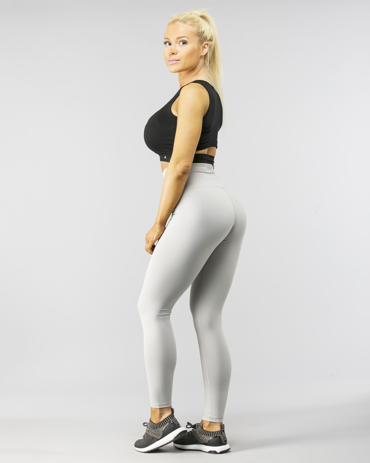Squat Wolf Hera Leggings Grey 13