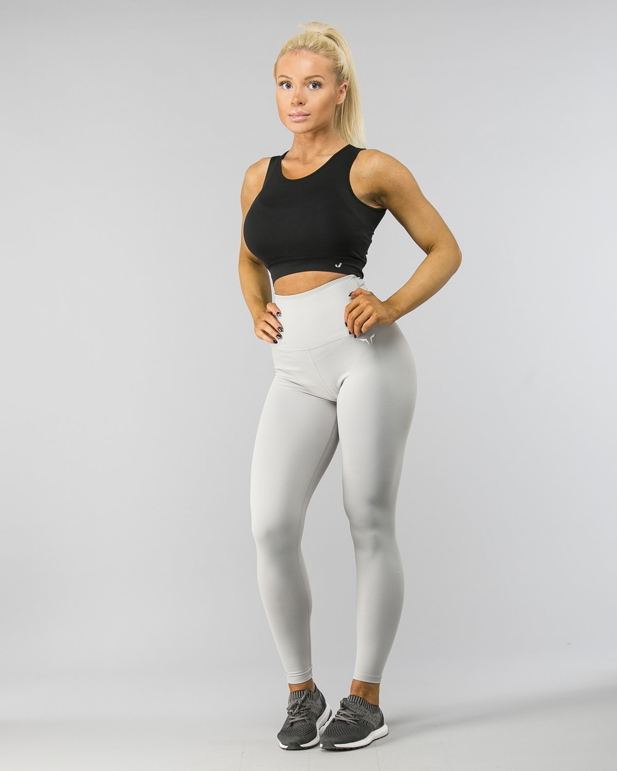 Squat Wolf Hera Leggings Grey 7