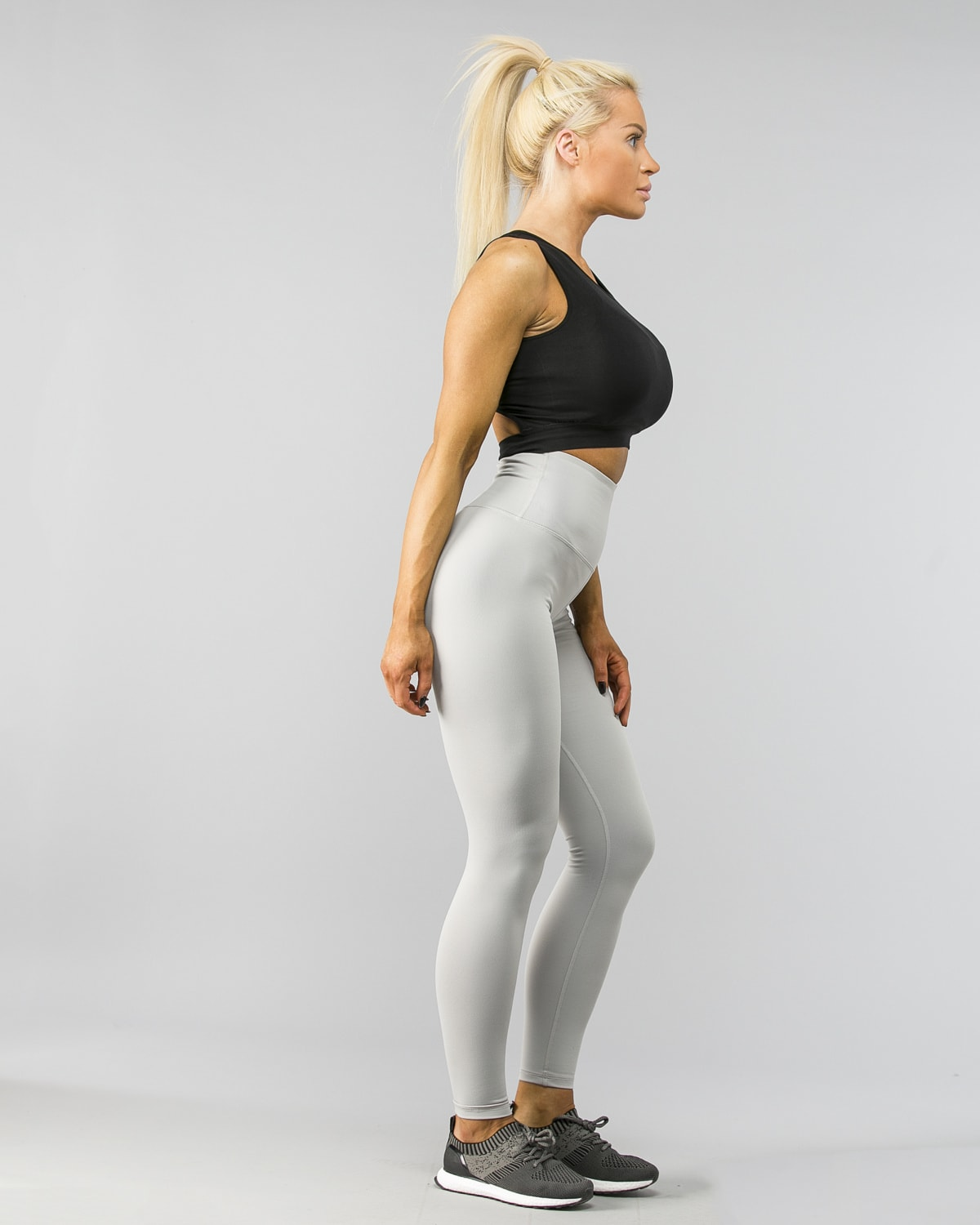 Squat Wolf Hera Leggings Grey 9