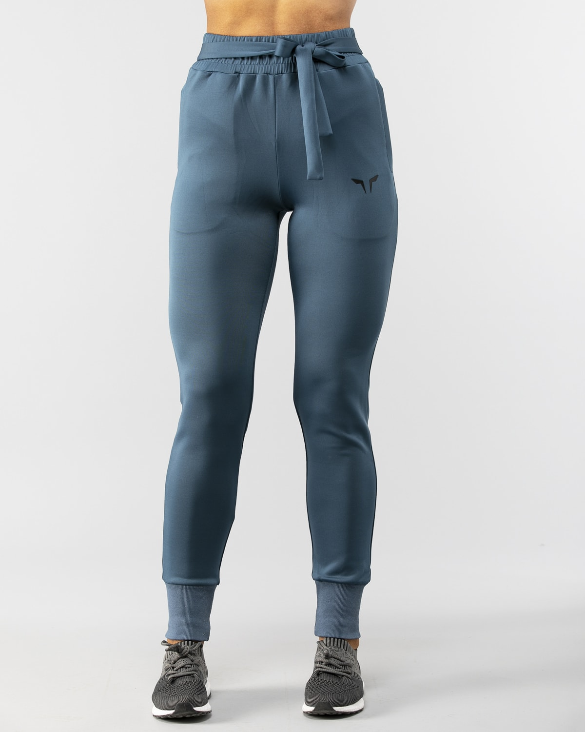 Squat Wolf Knot Joggers Teal