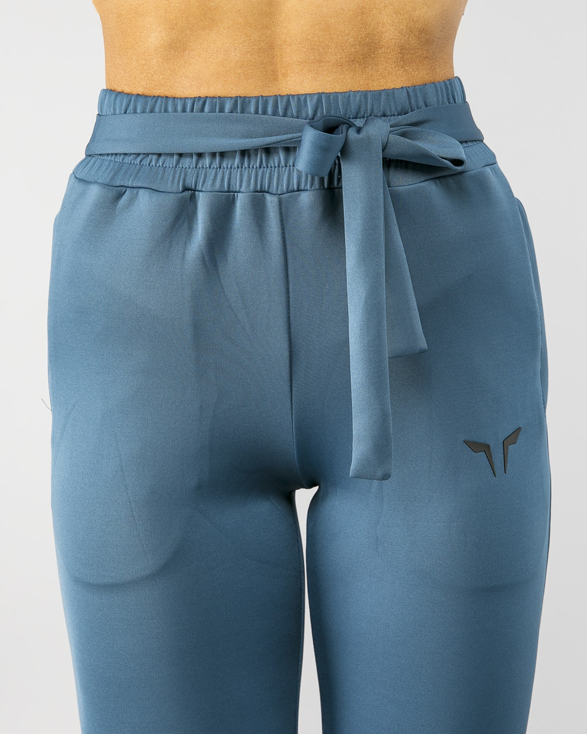 Squat Wolf Knot Joggers Teal 13