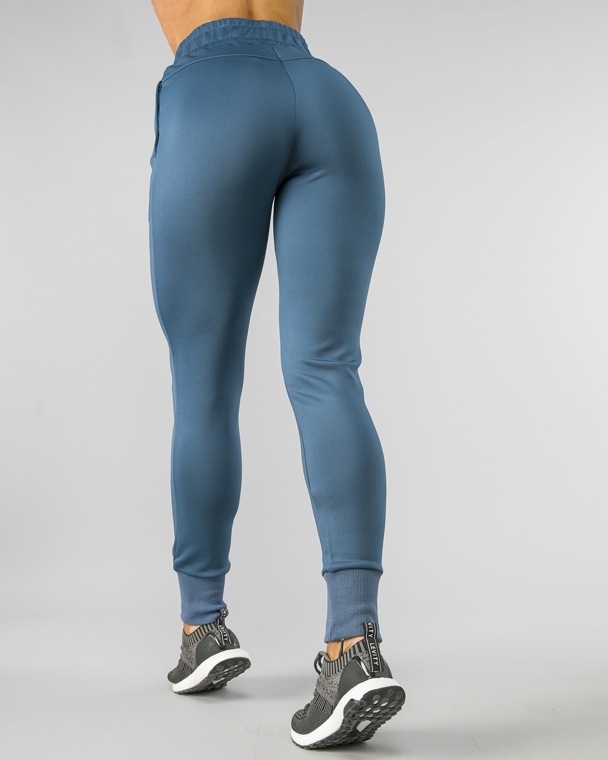 Squat Wolf Knot Joggers Teal 19