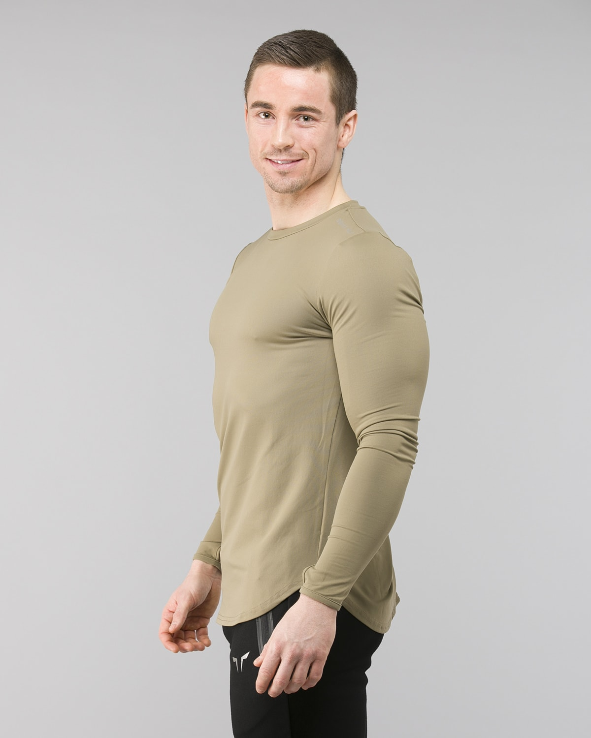 Squat Wolf Muscle Tee Olive 5