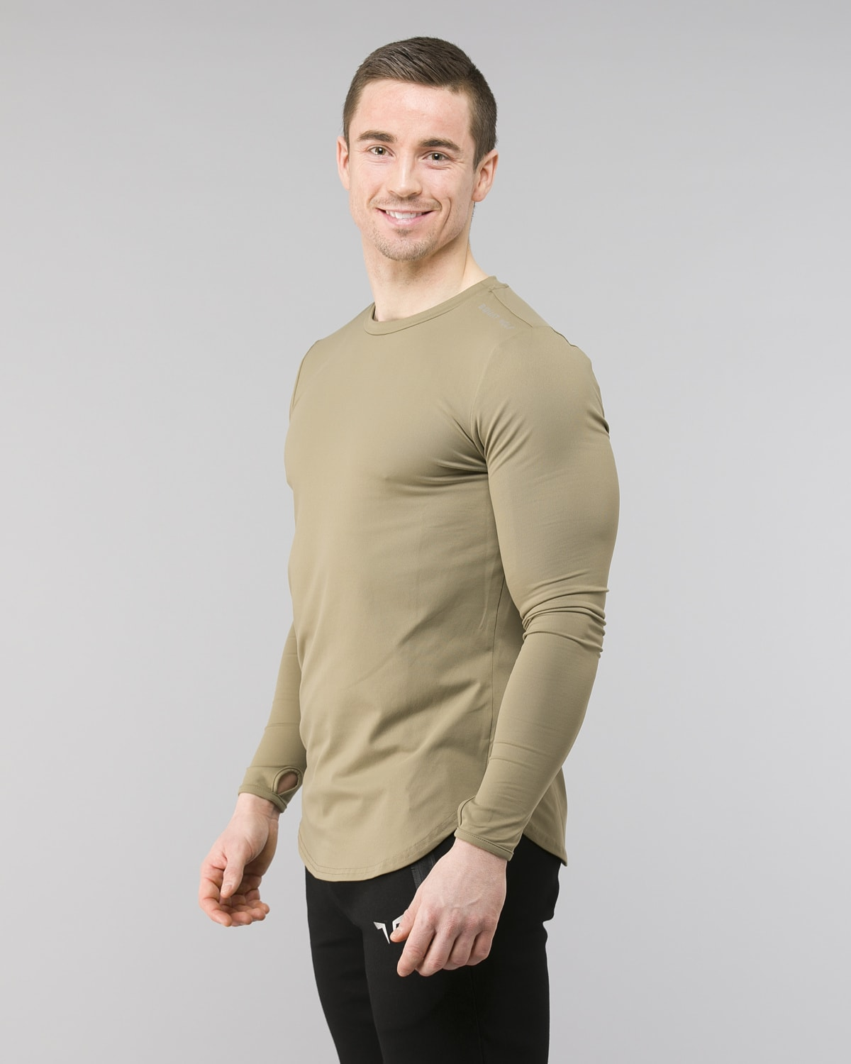 Squat Wolf Muscle Tee Olive 6