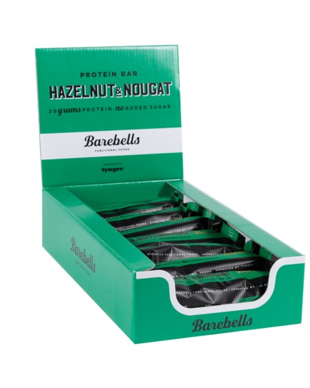 Hazelnut Nougat 12x55g