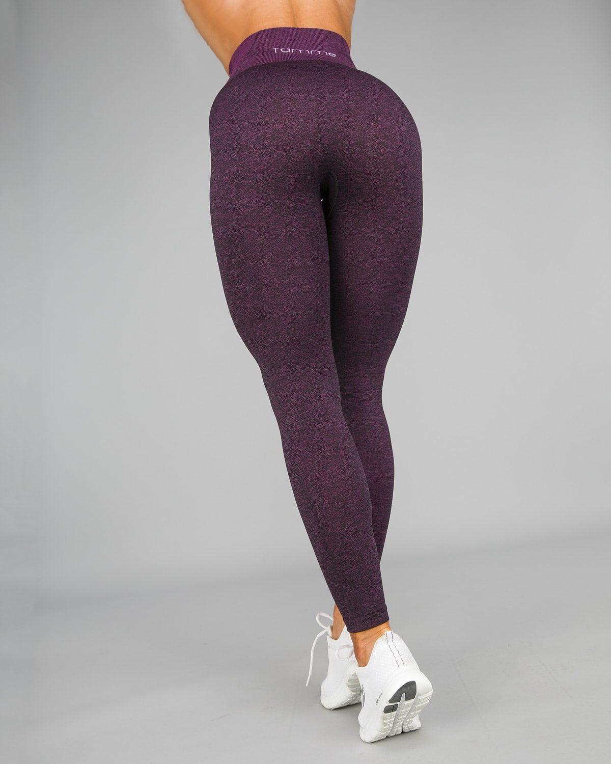 FAMME Lavender Seamless Essential Tights3