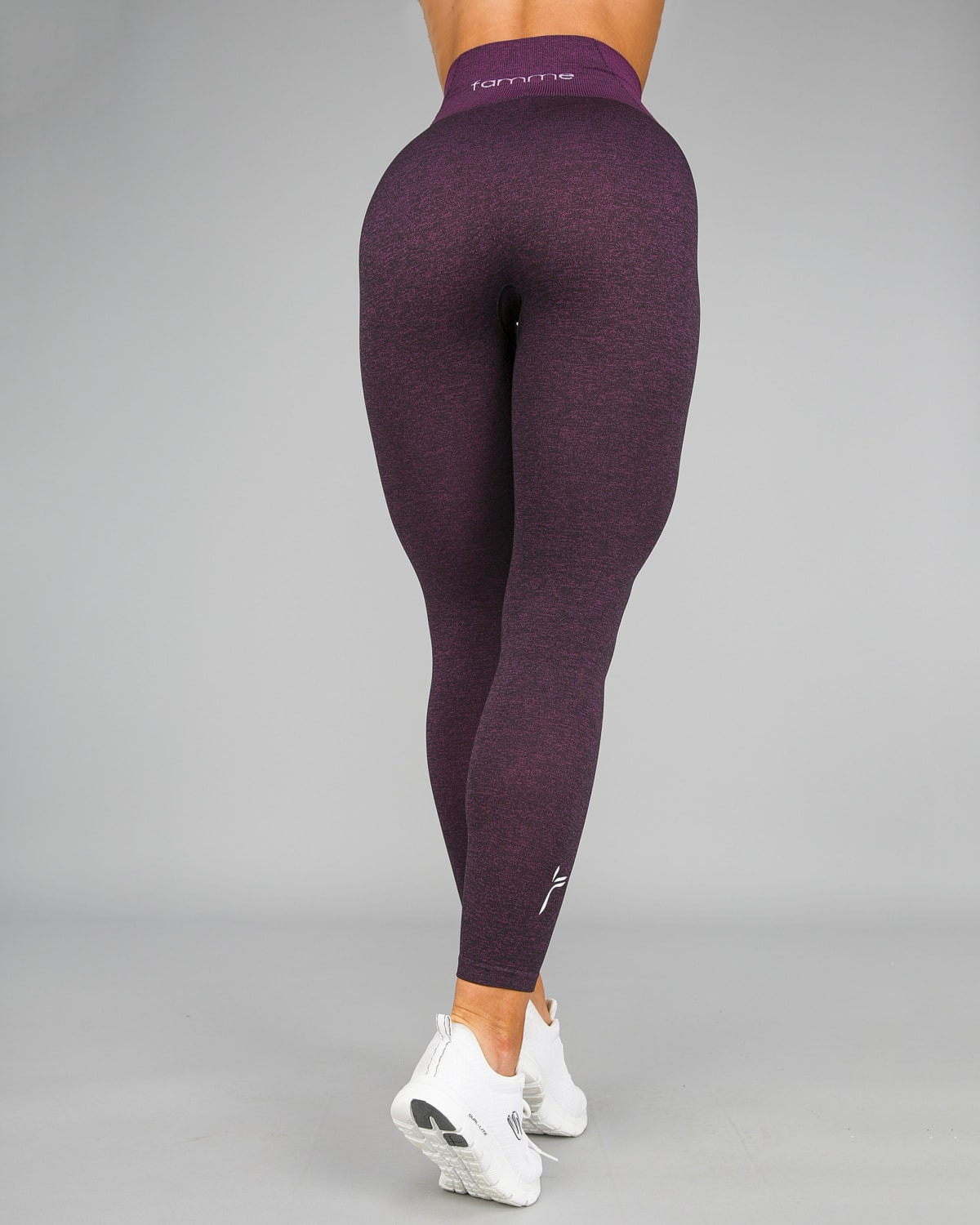 FAMME Lavender Seamless Essential Tights4