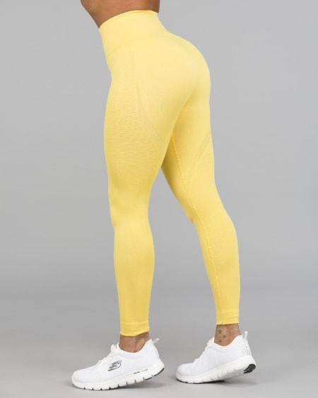 Vortex Leggings - Mimosa