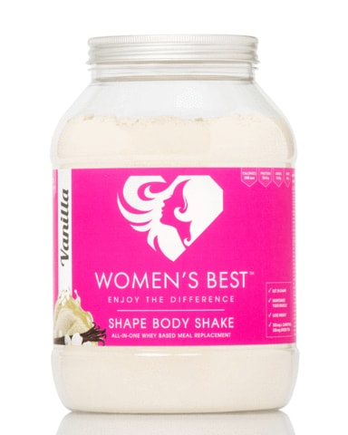 Women's Best - Shape Body Shake 1000g