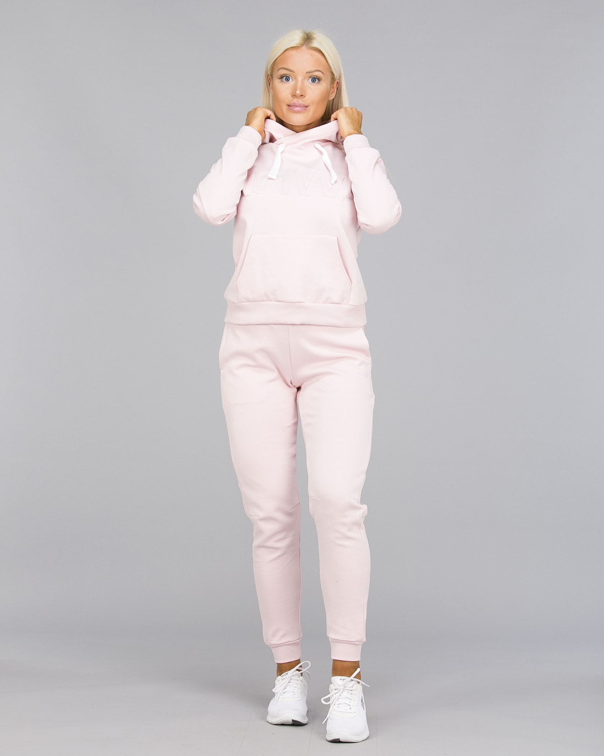 ICANIWILL – Sweat Pants – Dusty Pink