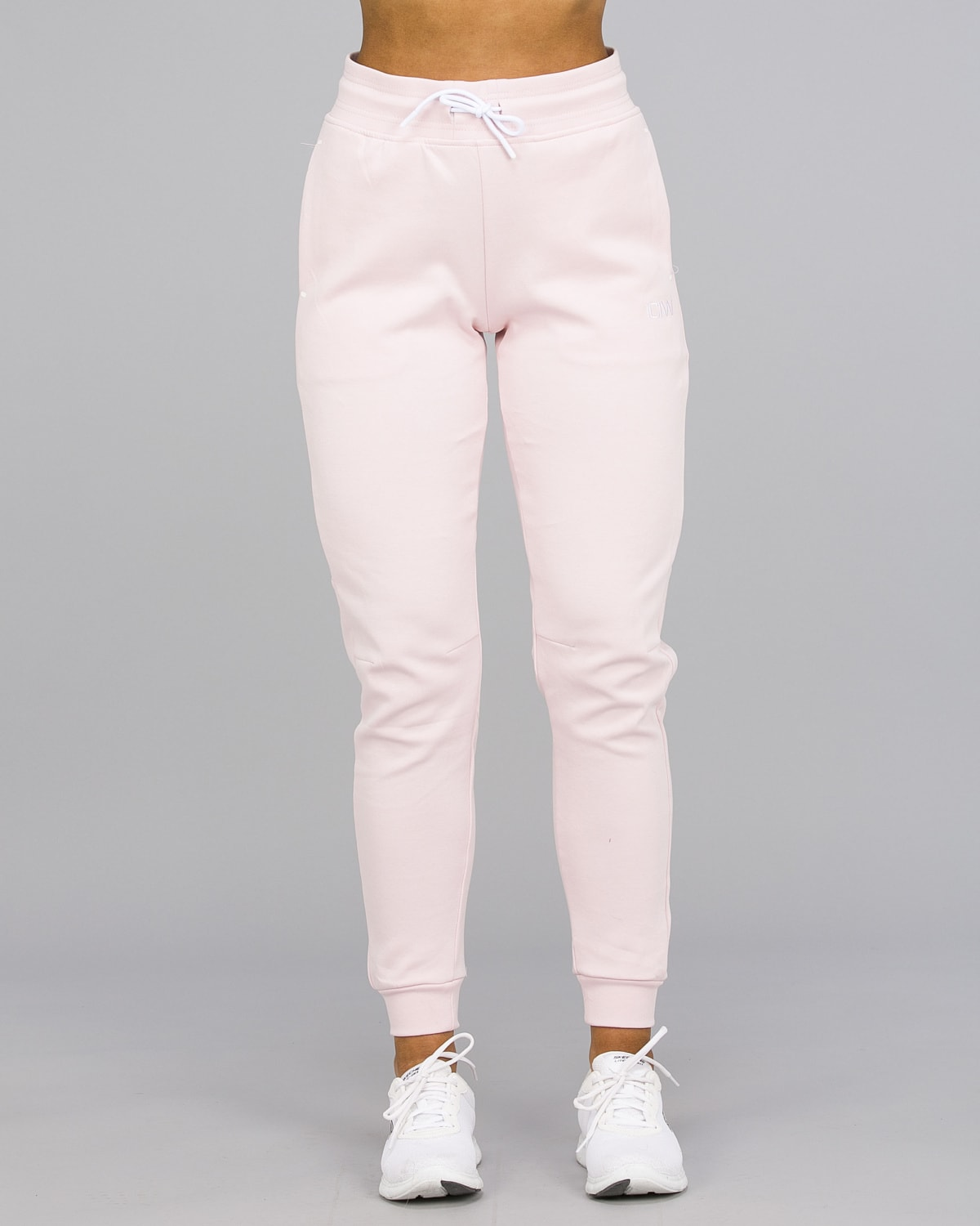 ICANIWILL – Sweat Pants – Dusty Pink d