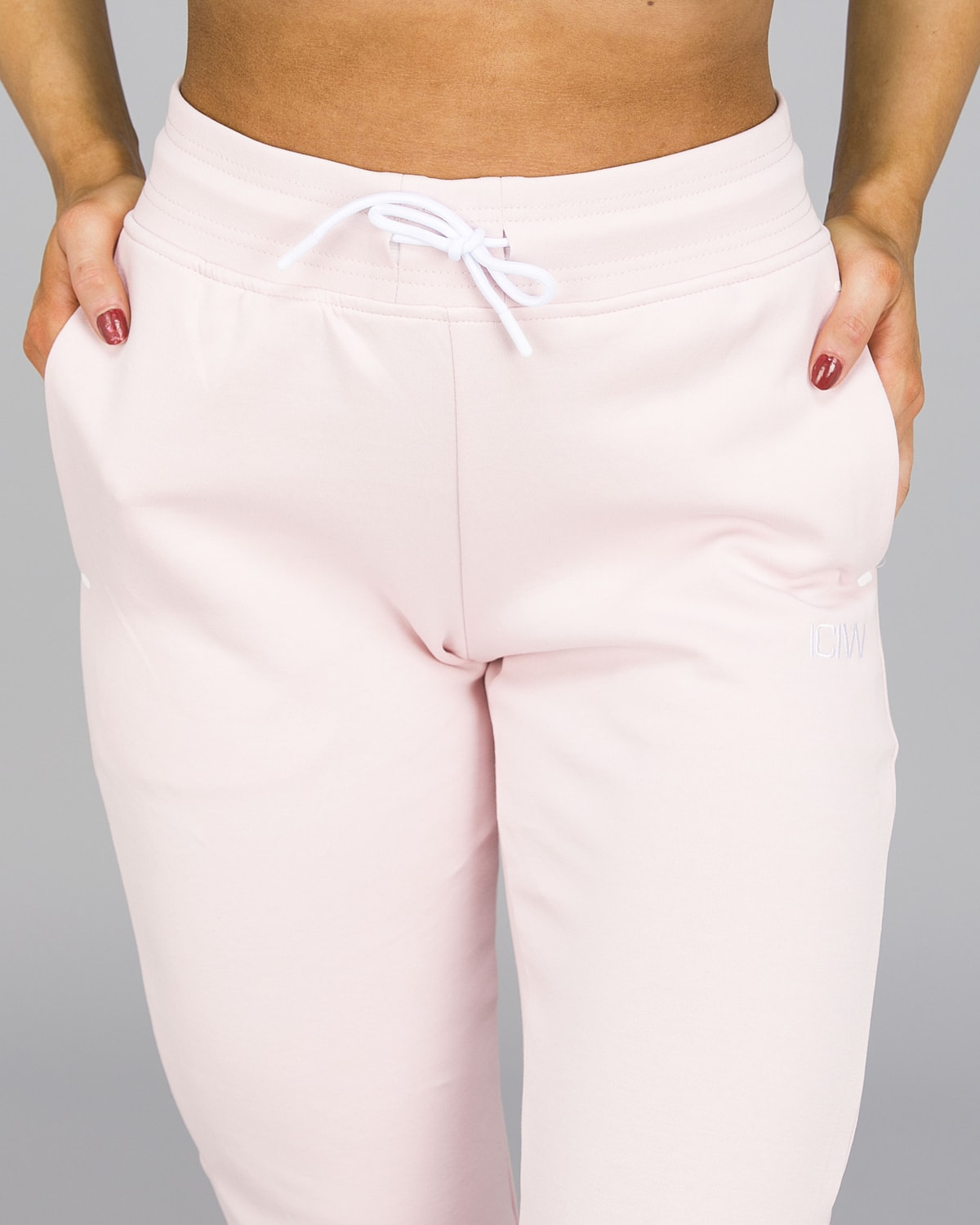 ICANIWILL – Sweat Pants – Dusty Pink h