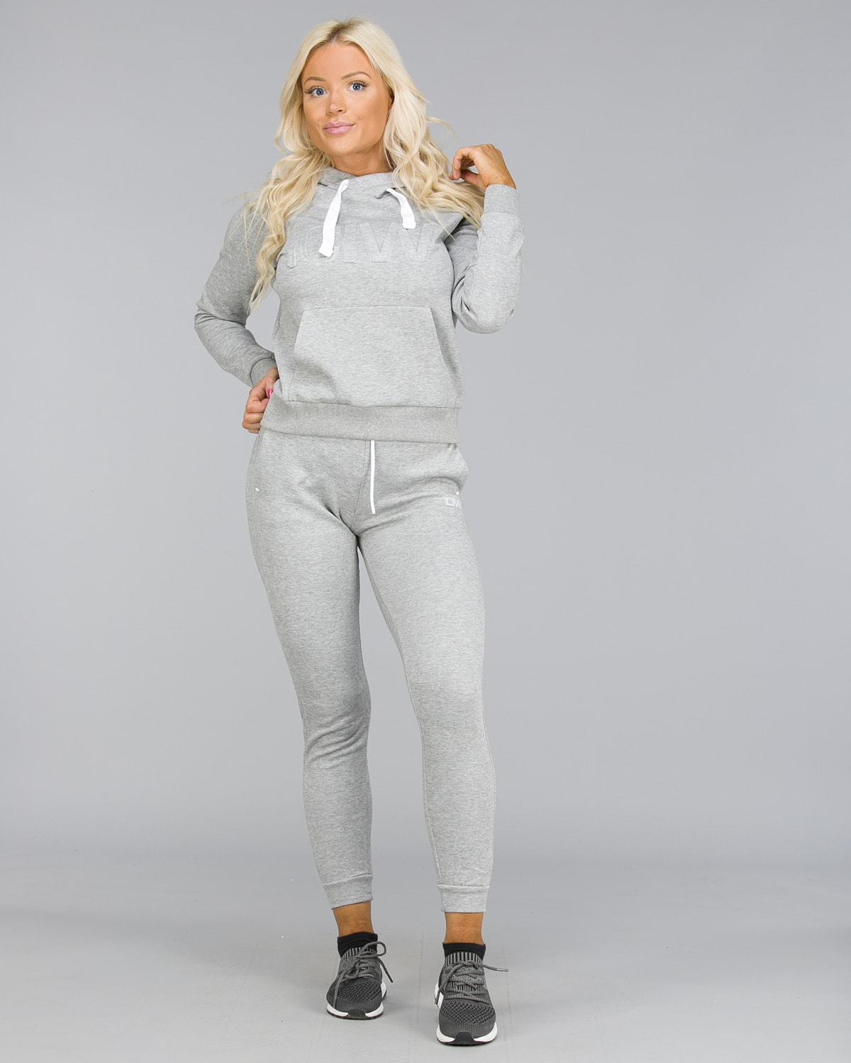 ICANIWILL – Sweat Pants – Light Grey