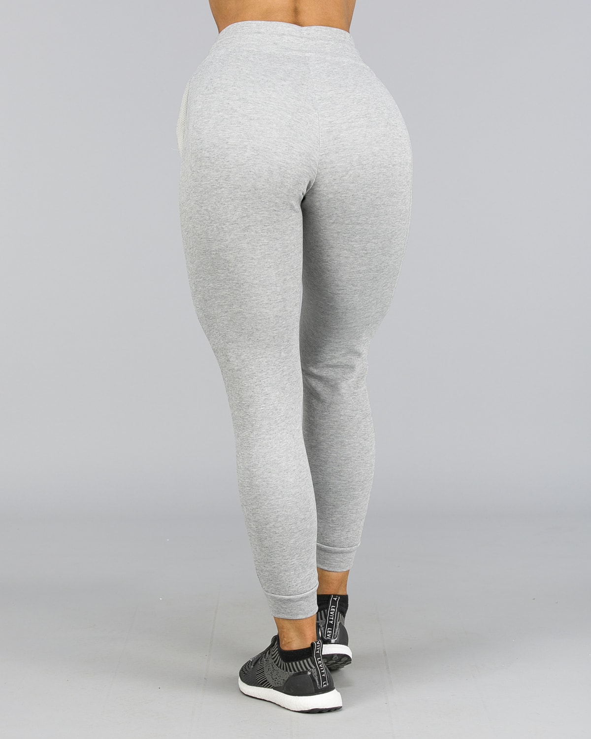 ICANIWILL – Sweat Pants – Light Grey 2