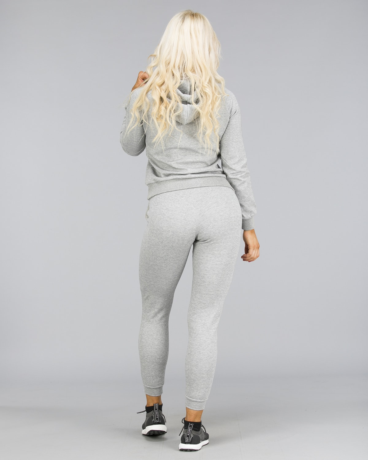ICANIWILL – Sweat Pants – Light Grey b
