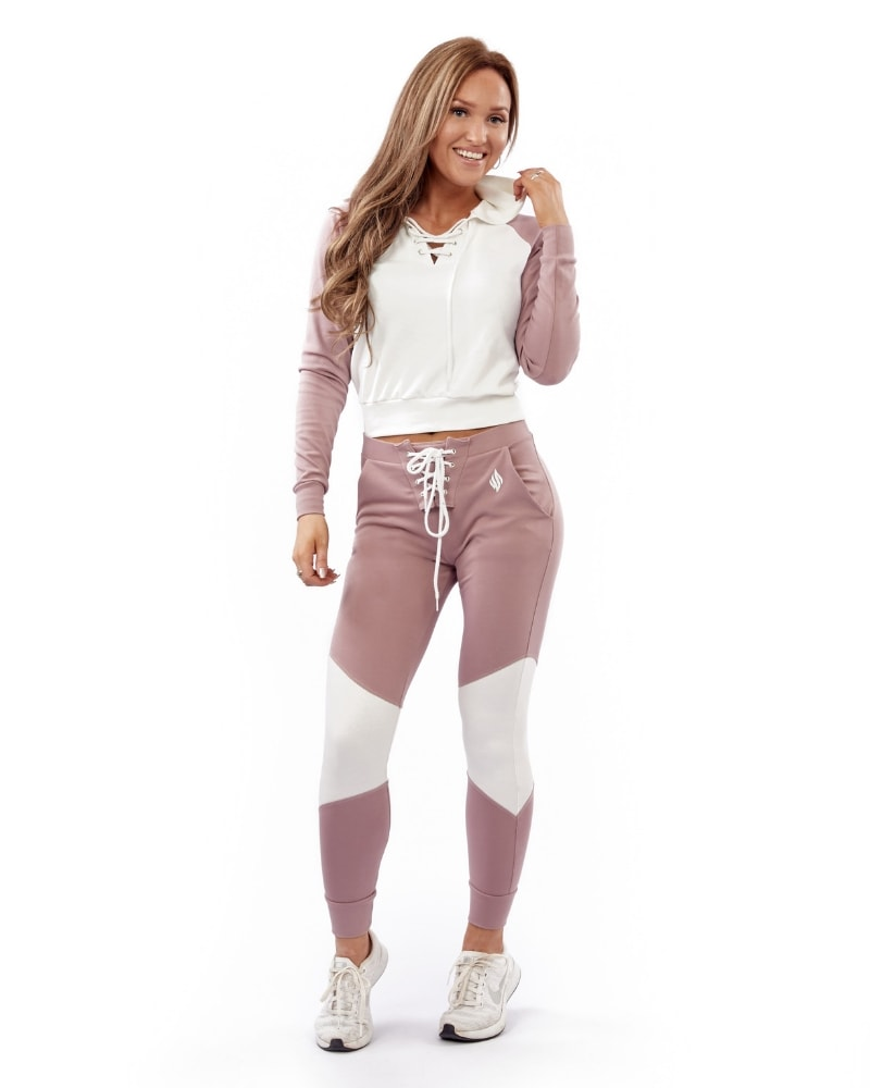 We Are Fit Melrose Crop Hoodie 2